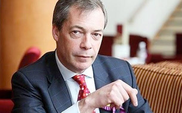 Farage big