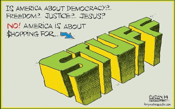 America about stuff