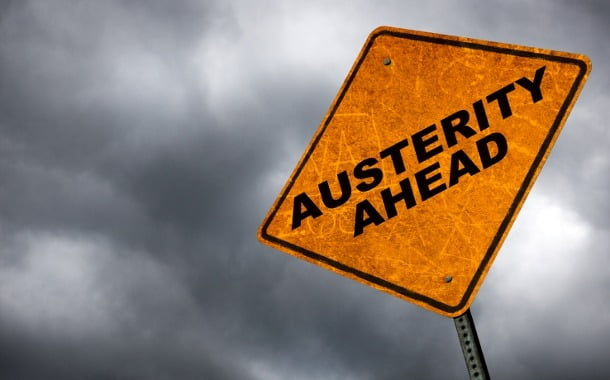 austerity crash economic collapse