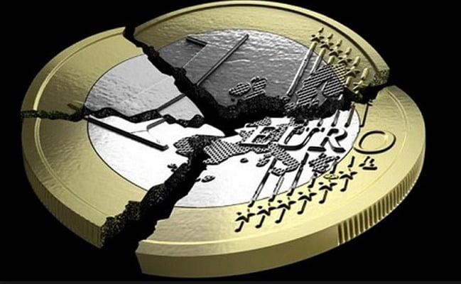 euro broken crash