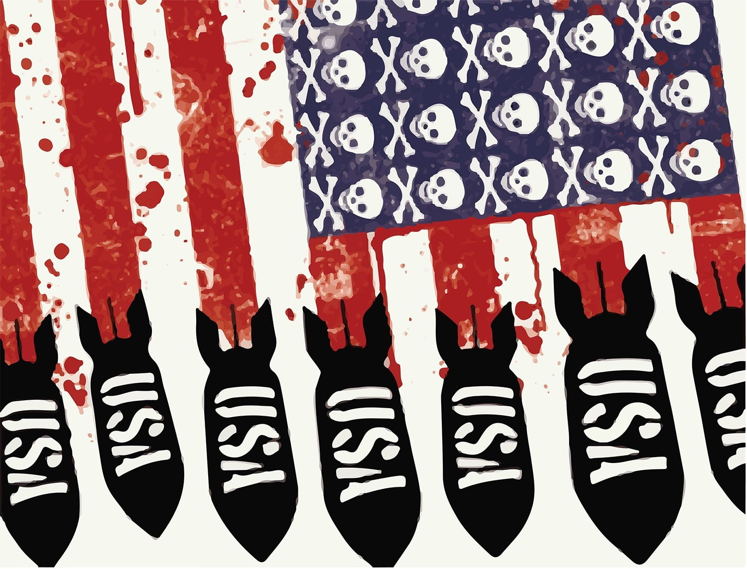 us bombs imperialism