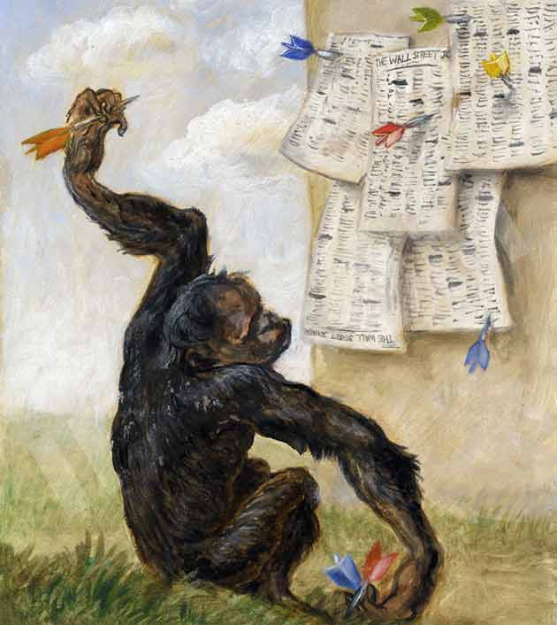 monkey-darts