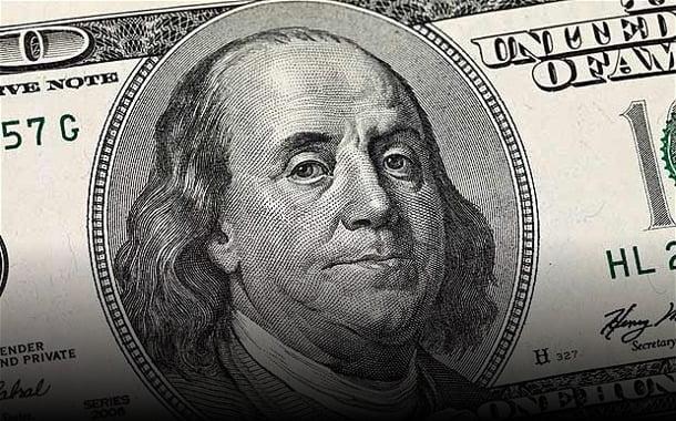 benjamin franklin us-dollar