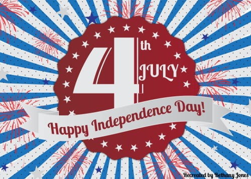 happy independence day 4th of july usa
