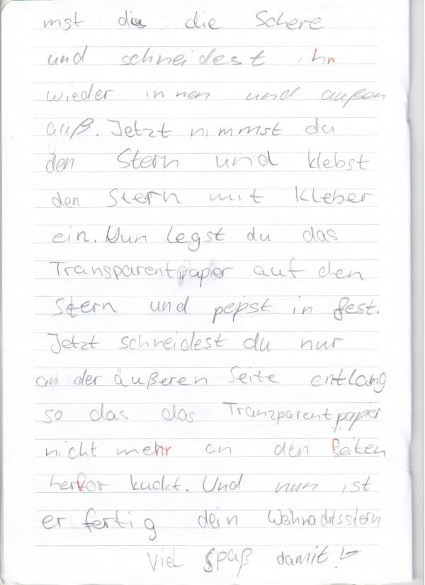 Deutsch-Arbeit-S3