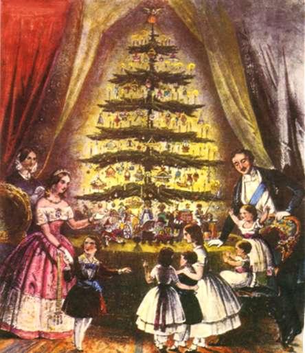 christmas tree victoria albert