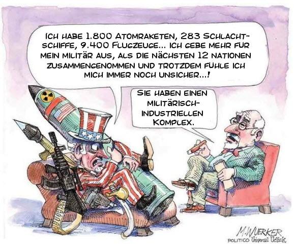 militärisch industrieller komplex